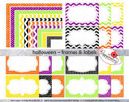 Small Picture Image Gallery of Colorful Chevron Page Borders
