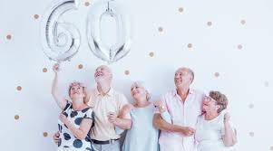 60th birthday ideas