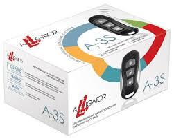 Купить <b>Автосигнализация Alligator A-3s</b> по выгодной цене на ...