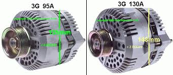 wiring diagram for ford 3g alternator wiring image electrical help 3g to 6g alternator install mustang forums at on wiring diagram for ford 3g