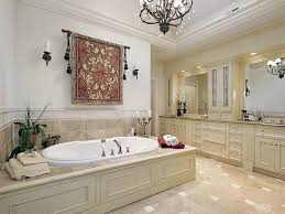 Simple Master Bathroom Decorating Ideas A In Models Design