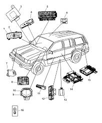 1998 Mitsubishi Montero Sport Diagrams