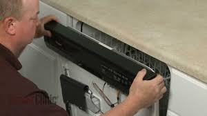 How To Repair Dishwasher Whirlpool Dishwasher Buttons Not Working Repair W10380381 Youtube