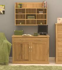 conran solid oak hidden home office. Conran Solid Oak Hidden Home Office O
