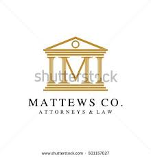 lawyer logo. law and attorney logo in alphabet letter lawyer