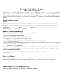 Leave Request Form | Laperlita Cozumel
