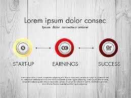 Startup Timeline Template Startup Timeline Concept Diagram Presentation Template For