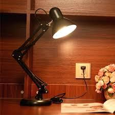led clamp desk lamp desk lamp folding led table light eye protect reading studying clip clamp led clamp desk lamp