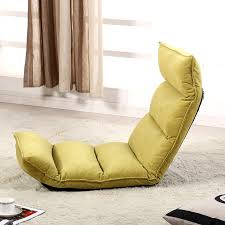 floor seating. Comfortable Chaise Lounge Chairs Floor Seating Living Room Furniture Sofa Chair 14 Position Adjustable Reclining