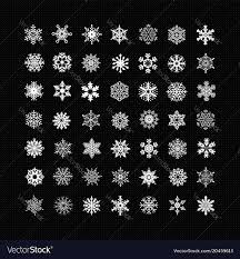 black and white snowflake background. Exellent Snowflake On Black And White Snowflake Background