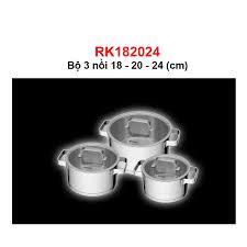 Bếp từ đôi Rapido RI4000BN - Tặng bộ 3 nồi trị giá 1.500.000 vnđ (Sao chép)  - THIẾT BỊ VỆ SINH - CHÍNH HÃNG INAX K&H