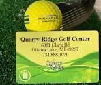 Quarry Ridge Golf Center - Home   Facebook