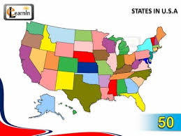 Usa Knowledge States 50 State Youtube General Capitals -