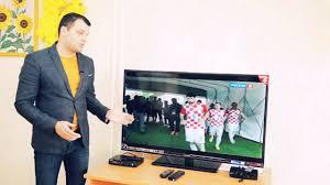 Как подключить DVB-T/T2 приставку к телевизору. Смотрим ...