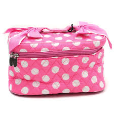 Dasein Women Quilted Polka Dot Fashion Cosmetic Bags Pouch ... & Dasein Women Quilted Polka Dot Fashion Cosmetic Bags Pouch Organizer  Designer Makeup Bag Professional Beauty Case-in Cosmetic Bags & Cases from  Luggage ... Adamdwight.com