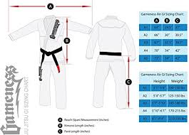 Blue Gameness Air Kimono Gi 2014 Model A4 Import It All