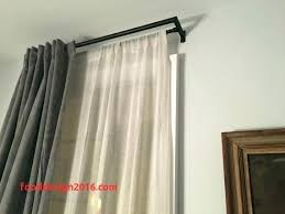 square curtain rod square curtain rod double dry iron rod set cut to size 1 by