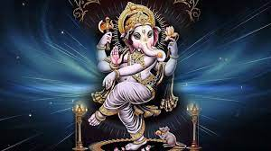 Download God Hd - Dancing Ganesha ...