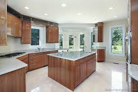 contemporary kitchen colors. Perfect Colors Contemporary KitchenKitchen Cabinets Modern Medium Wood Cherry Color  Island Luxury Kitchen With Colors C