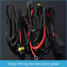 h3 blue picture more detailed picture about hot xenon xenon hid conversion kit relay wiring harness h3 h4 h7 h11 9005