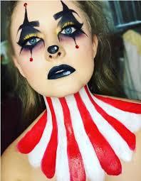 cool cute clown makeup no copyright to me i do not