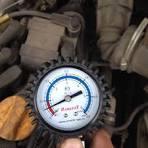 Какое должно быть давление в двигателе на уаз