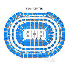 Pepsi Center Seating Chart Trans Siberian Orchestra Pepsi Center Concert Tickets And Seating View Vivid Seats