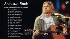 Una lista de canciones de rock clásicas de todos los tiempos. Acoustic Classic Rock 80s 90s The Best Classic Rock Songs Classic Rock Collection Youtube