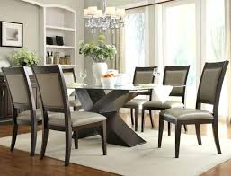 large round glass dining table glass dining table with chairs large glass dining table round glass