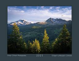 You may customize it the way you want it. Trevor Ohare Photography 2021 Oregon Calendar Create Photo Calendars