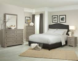 Gray Bedroom Black Furniture Photo   6