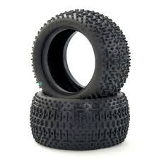 Jconcepts Goose Bumps Rear Green Compound 2 2 1 10th Buggy Tires Package Of 2