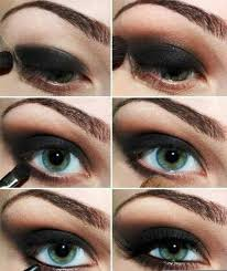 superstars cheer makeup superstars cheer makeup tutorial how to cheerleading eye makeup smokey