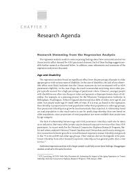 Sample Research Agenda Chapter 24 Research Agenda Improving ADA Complementary 18