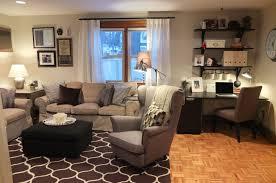 living room office. Full Size Of Living Room:cheap Furniture Small Dark Wood Desk Home Cream Room Office