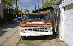 Truck 1963 chevy panel truck for sale : THE STREET PEEP: 1963 Chevrolet C30 Panel Truck