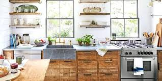 Country Style Kitchen Gorgeous White Country Kitchens Pictures