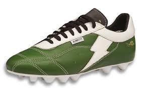 zamshu kaleza genuine leather football boots 4201