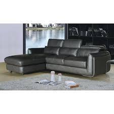 2 chaise sectional modern brown leather 2 piece sofa and chaise sectional 2 pc sectional sofas