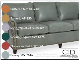 how to paint leather furniture. Gray_sofa_crlaine_intieror_design_paint_color How To Paint Leather Furniture