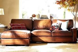 wonderful pottery barn leather sofa reviews 11 img 3320