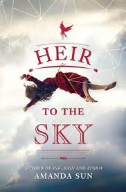 cover reveal heir to the sky by amanda sun on april 26th 2018