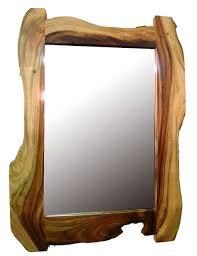 mirror mirror wall mirror wall wooden natural wood solid camphor wood natural kusunoki tree camphor kusunoki