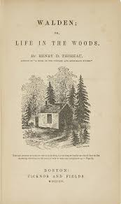 the debunker did henry david thoreau live in solitude at walden  the debunker did henry david thoreau live in solitude at walden pond woot