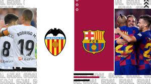 Valencia-Barcellona dove vederla: Sky o DAZN? Canale tv e ...