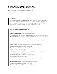 Film Producer Resume Beauteous Movie Resume