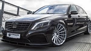 Prior Design W222 Mercedes S Class S65 Amg W222 Tuning Pd800s Aerodynamic