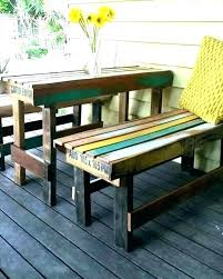 outside furniture made from pallets. Outside Furniture Made From Pallets Out Of Recycled Outdoor Yard .
