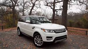 Test Drive: 2015 Range Rover Sport Supercharged Review - Car Pro