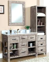 bathroom vanity with left offset sink bathroom vanity inch rustic bathroom vanity white marble top bathroom bathroom vanity with left offset sink
